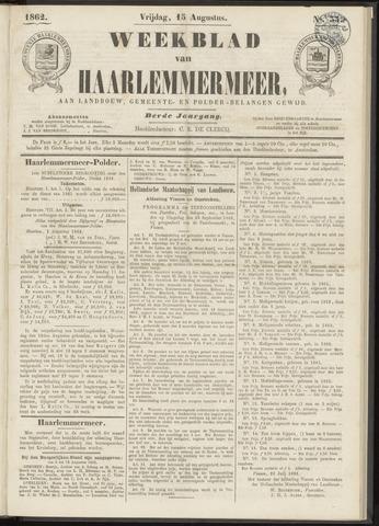 Weekblad van Haarlemmermeer 1862-08-15
