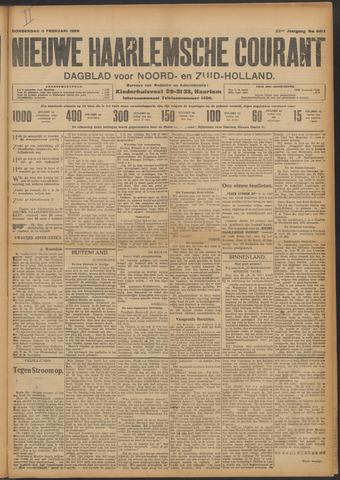 Nieuwe Haarlemsche Courant 1909-02-11