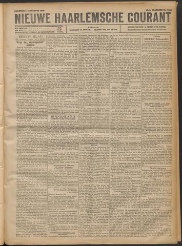 Nieuwe Haarlemsche Courant 1920-08-04