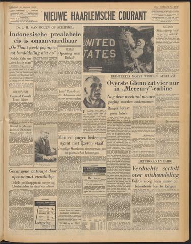 Nieuwe Haarlemsche Courant 1962-01-29