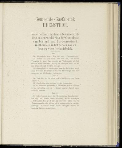 Raadsnotulen Heemstede 1908-07-21