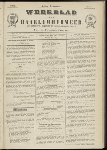 Weekblad van Haarlemmermeer 1881-08-05