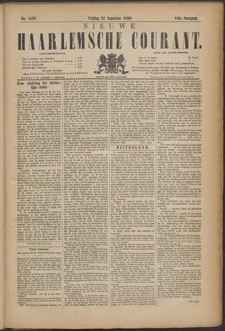 Nieuwe Haarlemsche Courant 1890-08-22