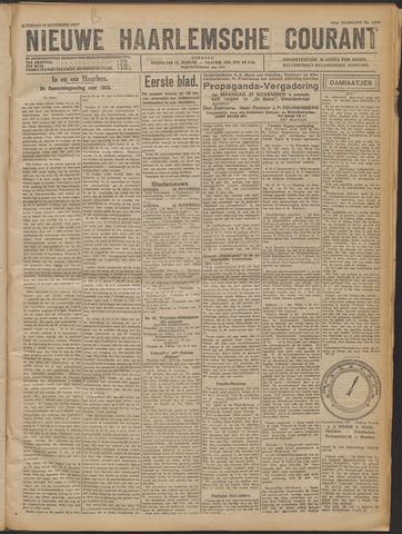 Nieuwe Haarlemsche Courant 1921-11-19