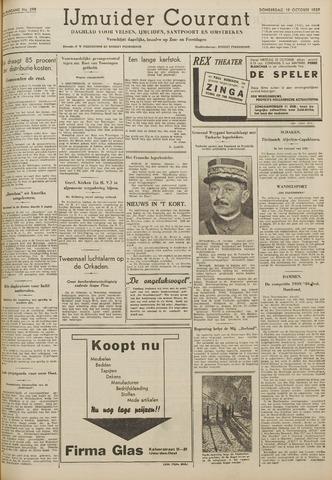 IJmuider Courant 1939-10-19