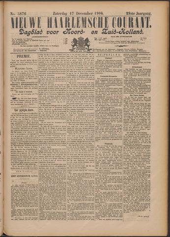 Nieuwe Haarlemsche Courant 1904-12-17