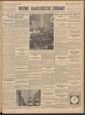 Nieuwe Haarlemsche Courant 1938-03-19