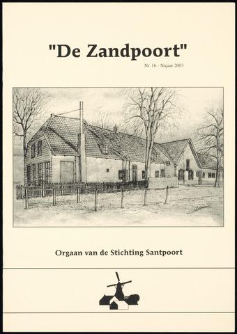 De Zandpoort 2003-10-01