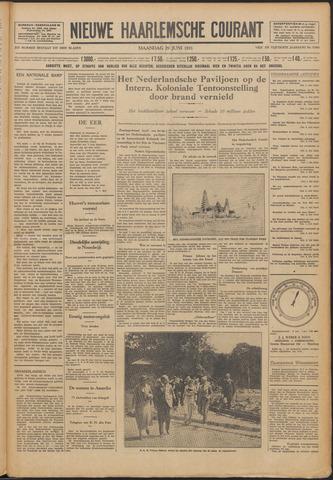 Nieuwe Haarlemsche Courant 1931-06-29