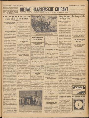 Nieuwe Haarlemsche Courant 1939-03-31