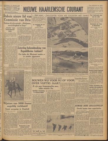 Nieuwe Haarlemsche Courant 1948-01-29