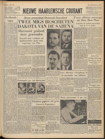 Nieuwe Haarlemsche Courant 1954-06-04
