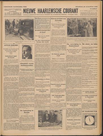 Nieuwe Haarlemsche Courant 1935-08-26