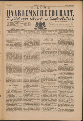 Nieuwe Haarlemsche Courant 1899-06-09