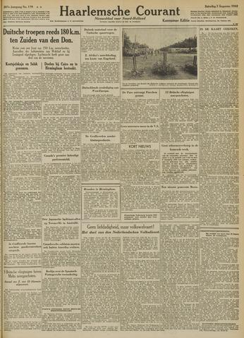 Haarlemsche Courant 1942-08-01