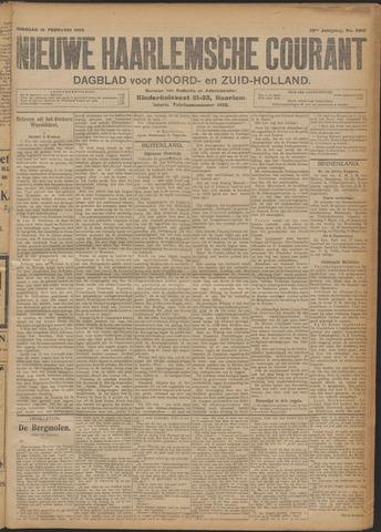 Nieuwe Haarlemsche Courant 1908-02-18