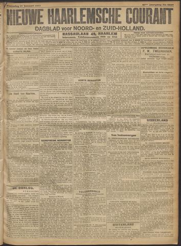 Nieuwe Haarlemsche Courant 1917-01-17