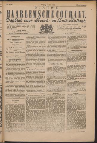 Nieuwe Haarlemsche Courant 1901-05-03