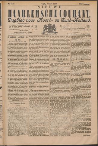 Nieuwe Haarlemsche Courant 1900-03-09