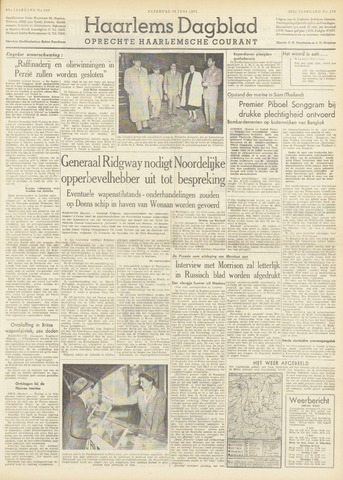 Haarlem's Dagblad 1951-06-30
