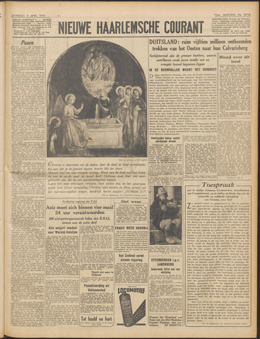Nieuwe Haarlemsche Courant 1950-04-08