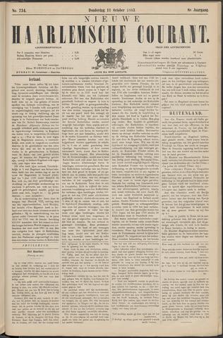 Nieuwe Haarlemsche Courant 1883-10-11