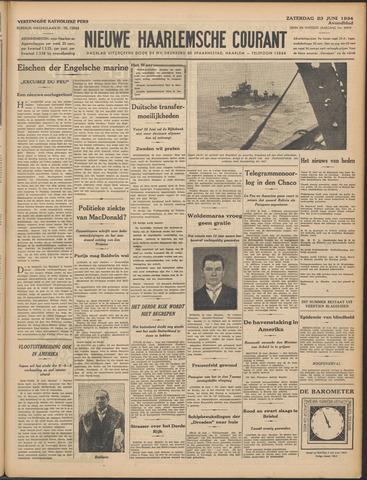 Nieuwe Haarlemsche Courant 1934-06-23