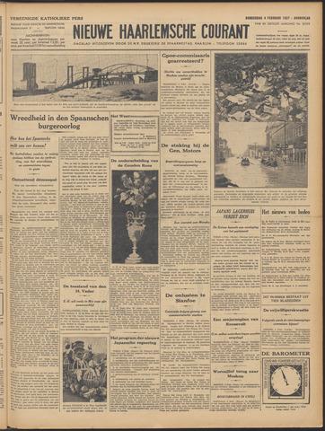 Nieuwe Haarlemsche Courant 1937-02-04