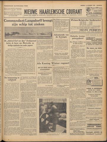 Nieuwe Haarlemsche Courant 1939-12-18
