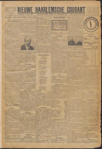 Nieuwe Haarlemsche Courant 1924-05-01