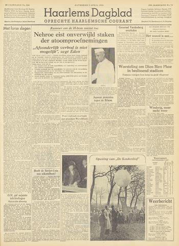 Haarlem's Dagblad 1954-04-03