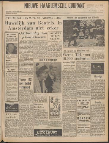 Nieuwe Haarlemsche Courant 1965-10-28