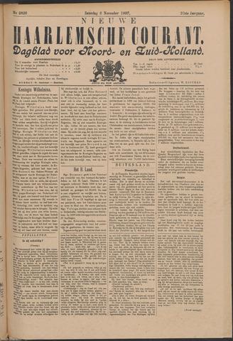 Nieuwe Haarlemsche Courant 1897-11-06
