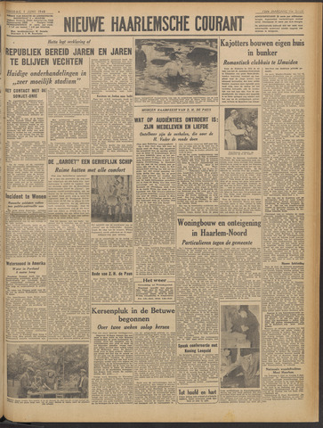 Nieuwe Haarlemsche Courant 1948-06-01