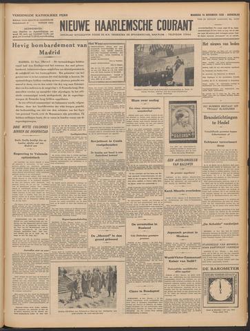 Nieuwe Haarlemsche Courant 1936-11-16