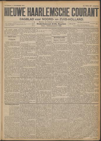 Nieuwe Haarlemsche Courant 1907-11-09