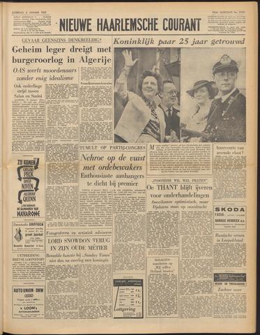 Nieuwe Haarlemsche Courant 1962-01-06
