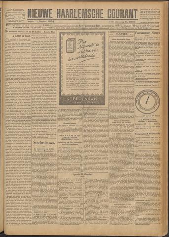 Nieuwe Haarlemsche Courant 1927-10-21