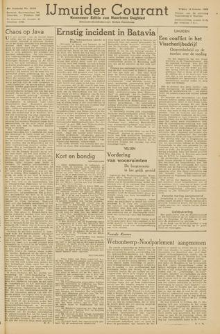 IJmuider Courant 1945-10-12