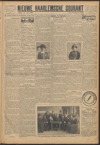 Nieuwe Haarlemsche Courant 1924-07-11