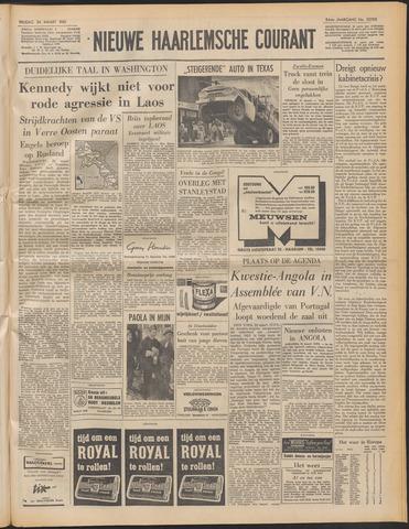 Nieuwe Haarlemsche Courant 1961-03-24