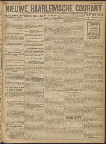 Nieuwe Haarlemsche Courant 1917-10-12
