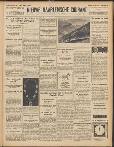 Nieuwe Haarlemsche Courant 1936-07-17