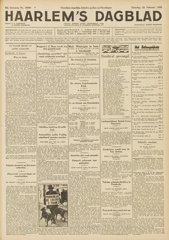 Haarlem's Dagblad 1935-02-23