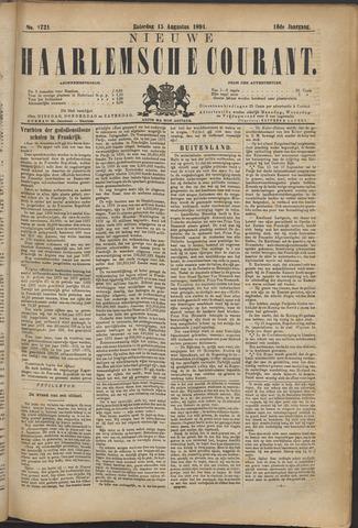 Nieuwe Haarlemsche Courant 1891-08-15