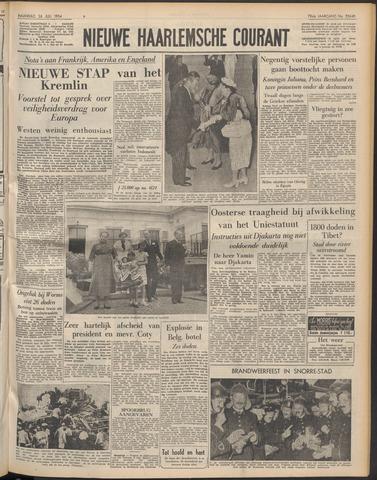 Nieuwe Haarlemsche Courant 1954-07-26