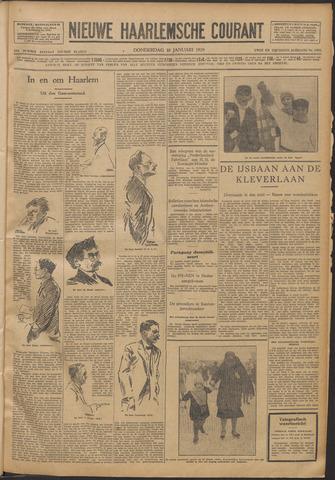 Nieuwe Haarlemsche Courant 1929-01-10