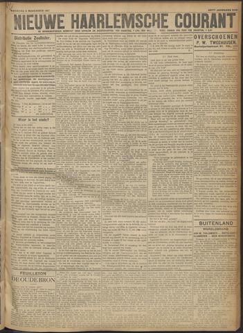 Nieuwe Haarlemsche Courant 1917-11-05