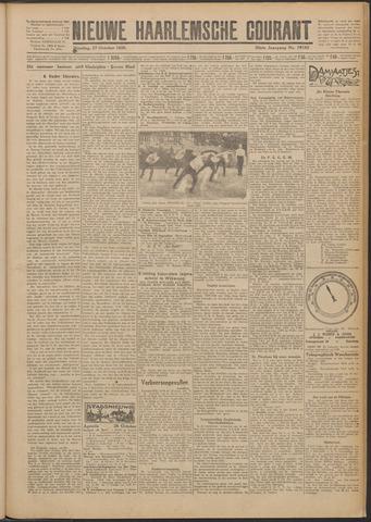 Nieuwe Haarlemsche Courant 1925-10-27