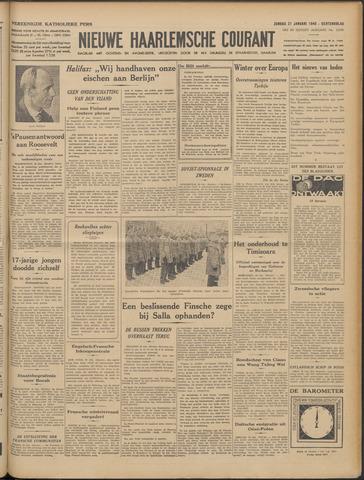 Nieuwe Haarlemsche Courant 1940-01-21